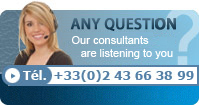 UAny question? Our consultants are listenning to you